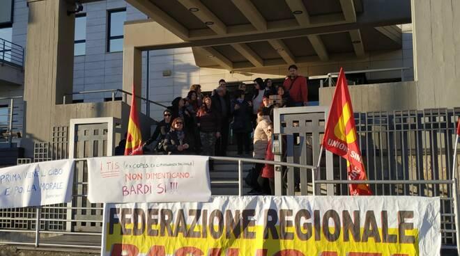 Manifestazione Tis