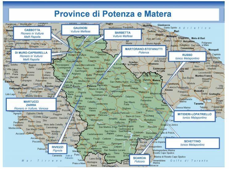 Lavello Potenza Cartina Geografica.Mafia In Basilicata La Dia Giovani Leve Criminali Crescono Basilicata24