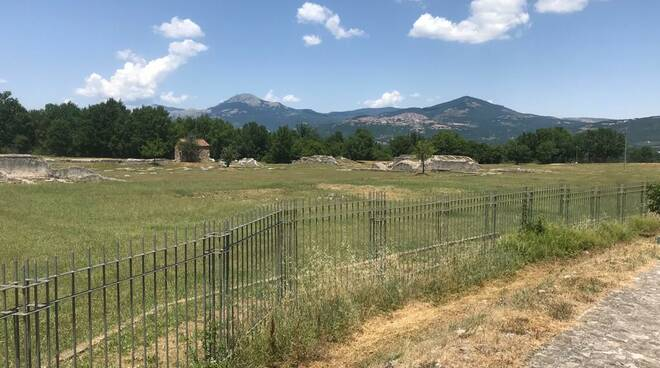 Parco archeologico Grumentum