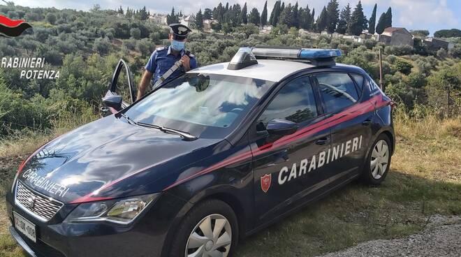 Carabinieri di Barile