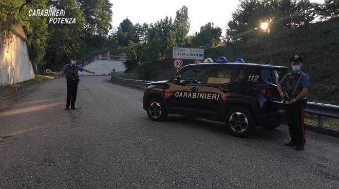 Carabinieri Ruvo del Monte