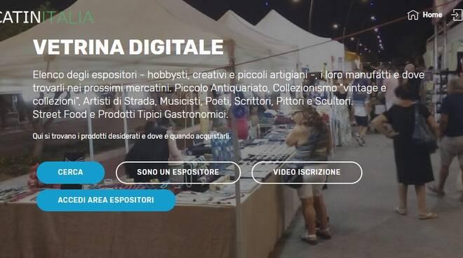 Vetrina digitale