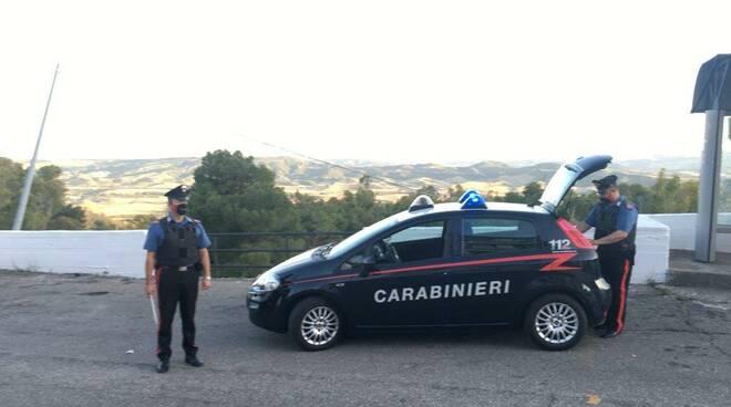 Carabinieri Pisticci