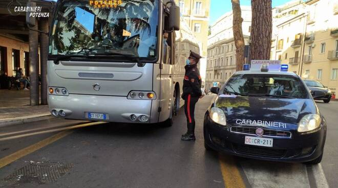 Carabinieri Potenza