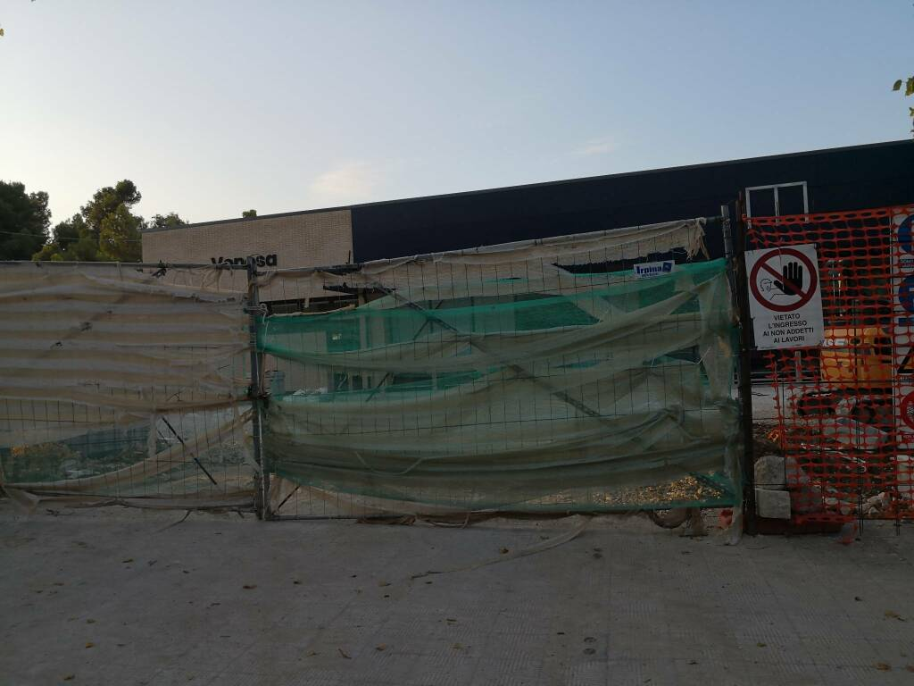 centro commerciale Venosa