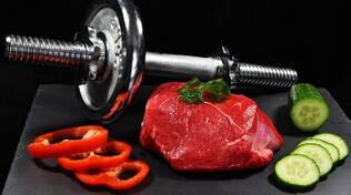dieta muscoli