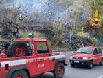 Incendio Maratea