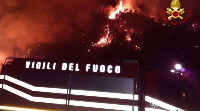 Incendio Noepoli