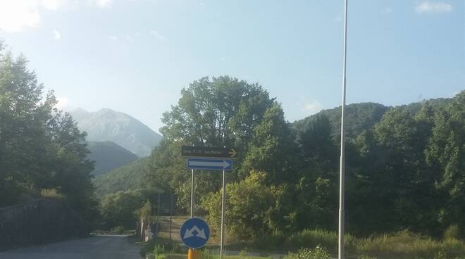 Latronico, zona Mulini