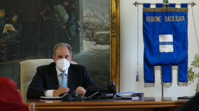 Bardi incontra sindaci Val d'Agri