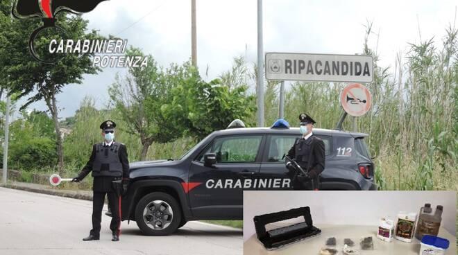 Carabinieri Ripacandida