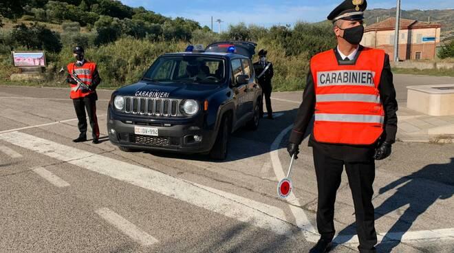 Carabinieri Tricarico