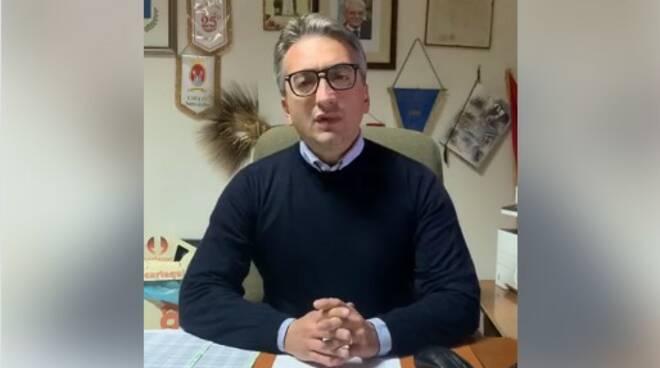 Massimo Morea, sindaco Irsina