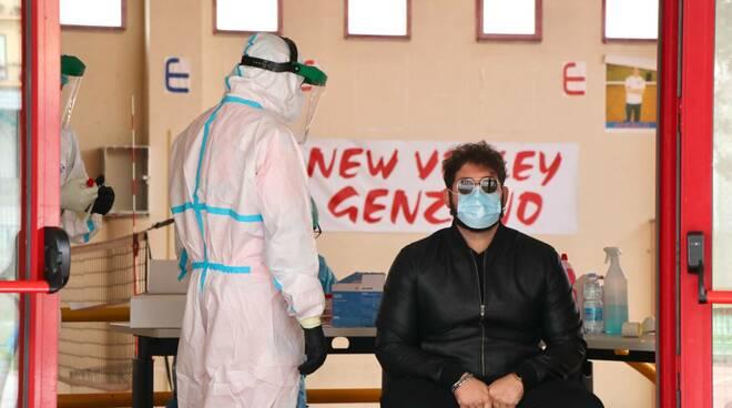 Tamponi coronavirus Genzano