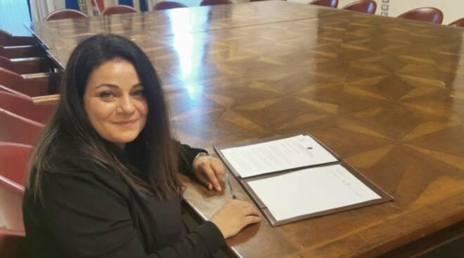 Vittoria Rotunno, assessore Pari Opportunità