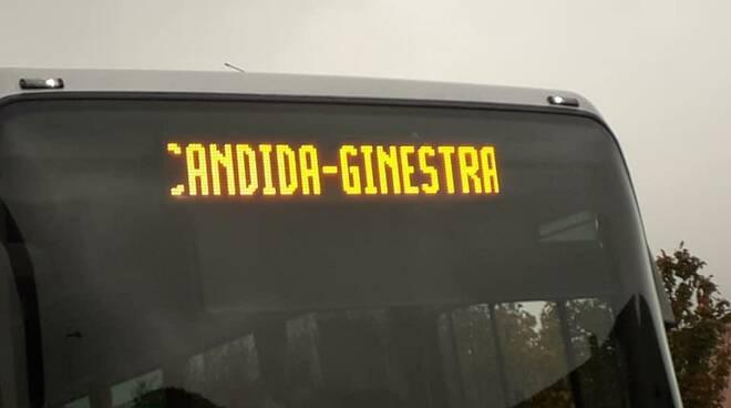 Autobus lavoratori Melfi Ripacandida Ginestra