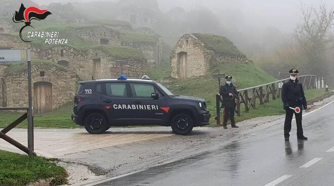 Carabinieri Pietragalla