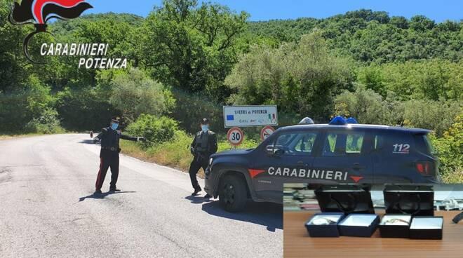 Carabinieri Vietri di Potenza