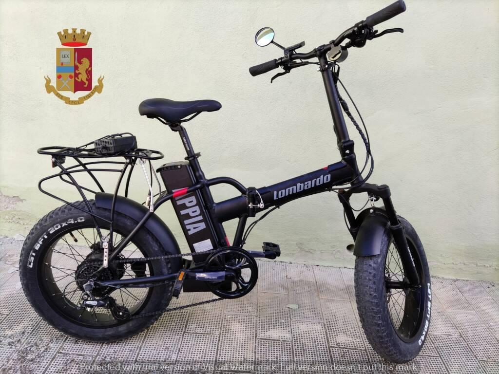 Ladro di biciclette