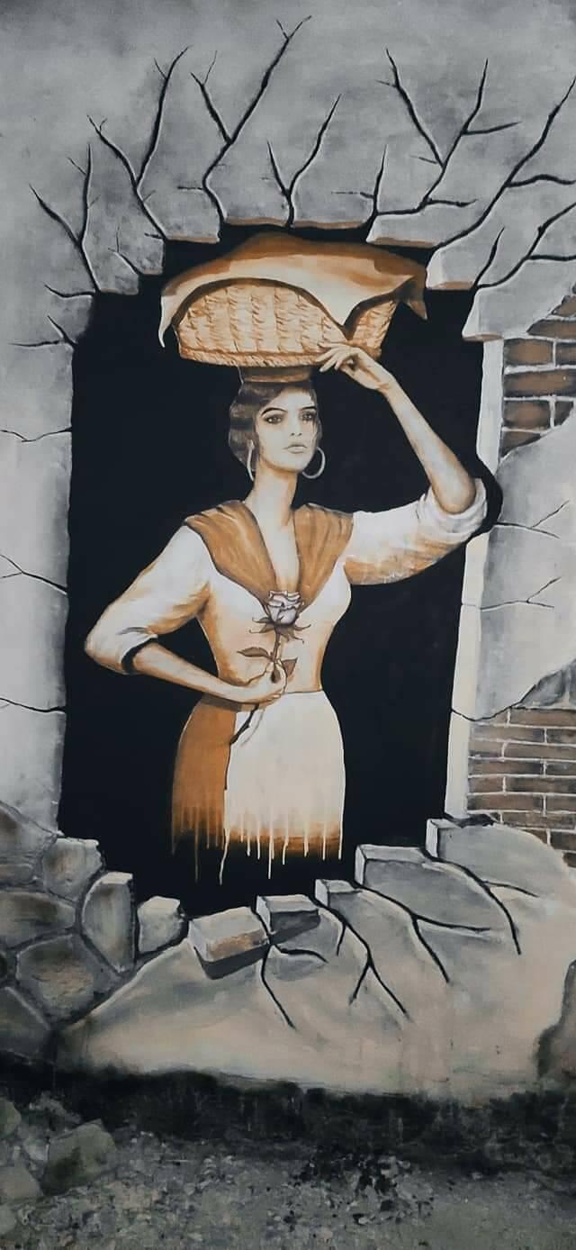 Rosa, lavandaia di Genzano di Lucania