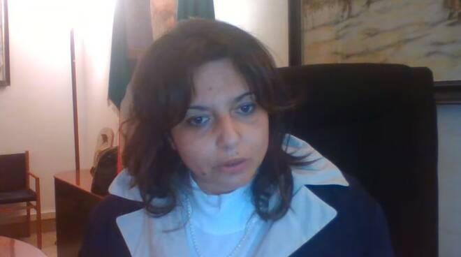 Sindaca di Venosa, Marianna Iovanni
