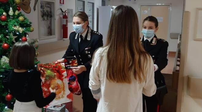 carabinieri donazione