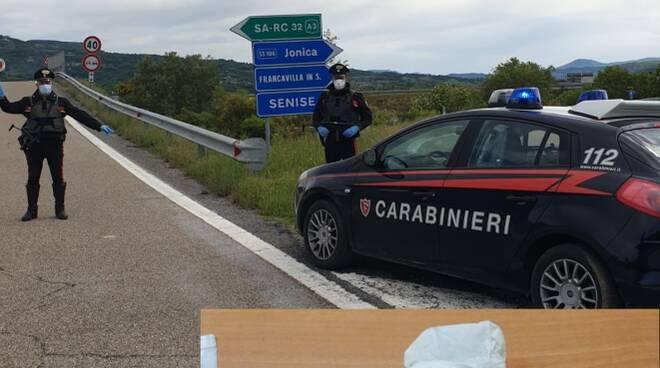 carabinieri senise