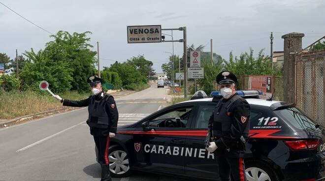 carabinieri venosa