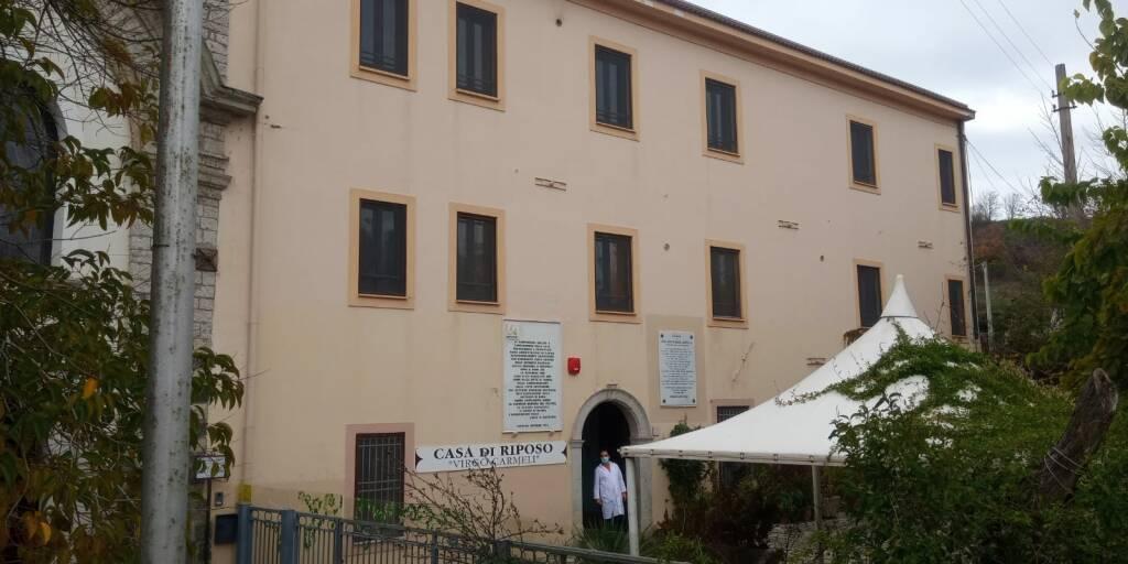 Casa di riposo Virgo Carmeli, Rionero