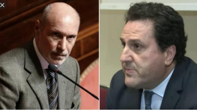 Gregorio De Falco e Saverio De Bonis