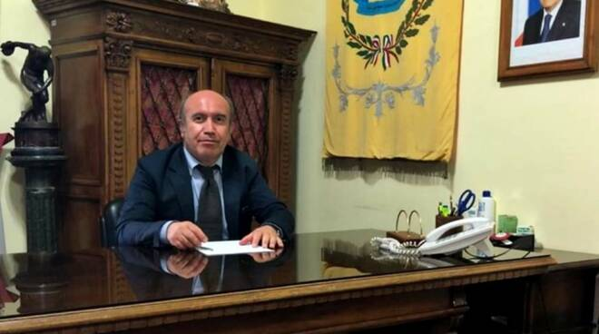 Mario Montano, sindaco Corleto Perticara