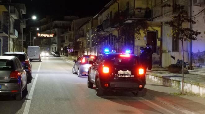 Operazione Ros Carabinieri