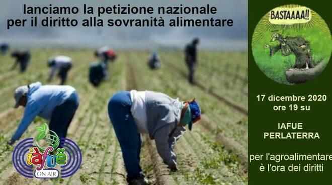sovranità alimentare