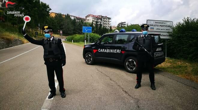 Carabinieri Corleto Perticara