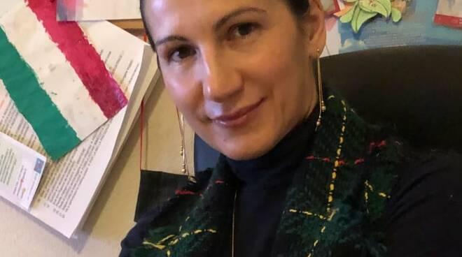 Felicetta Lorenzo, sindaco di Rapone