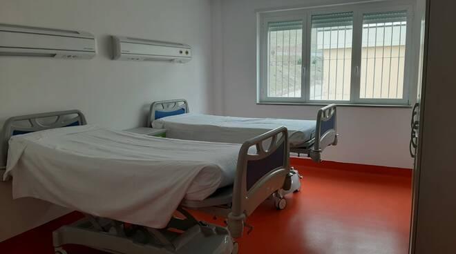 Inaugurazione Reparto psichiatrico Villa d'Agri