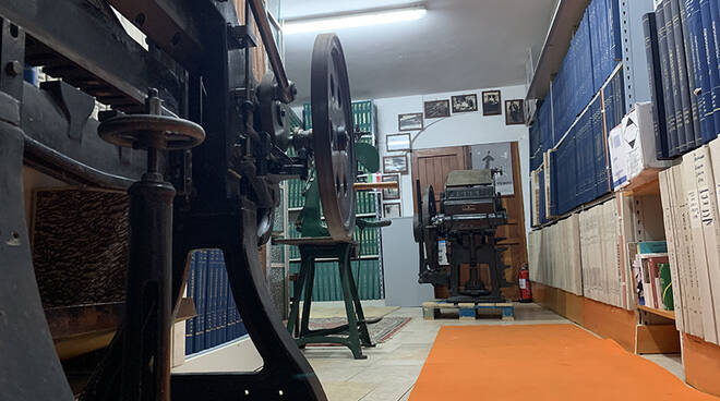 Macchine tipografiche