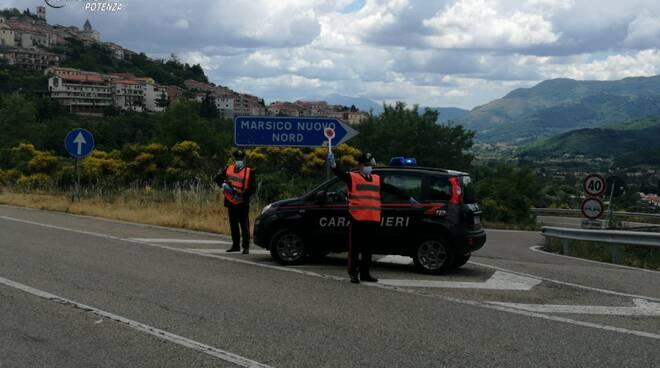 Carabinieri Marsico Nuovo