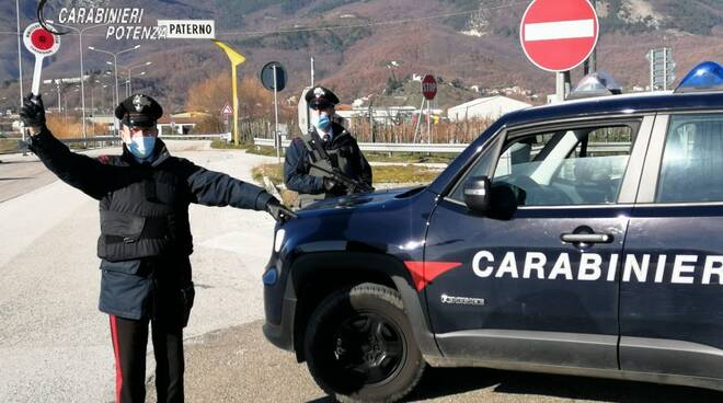 Carabinieri Paterno