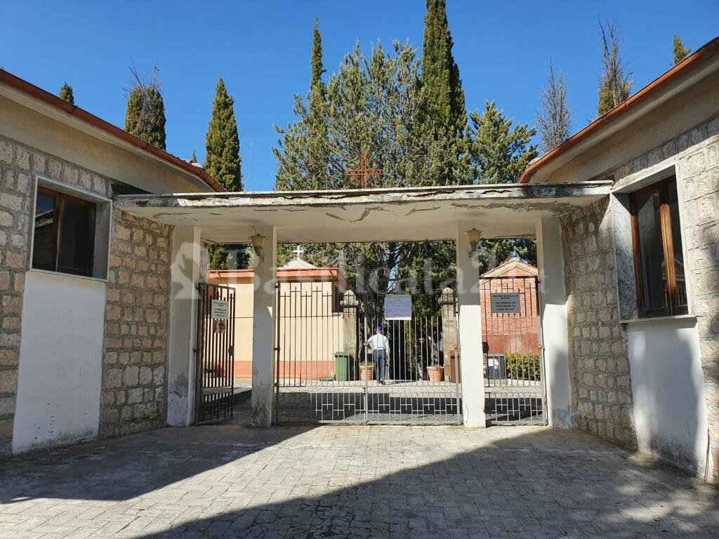 Cimitero di Spinoso