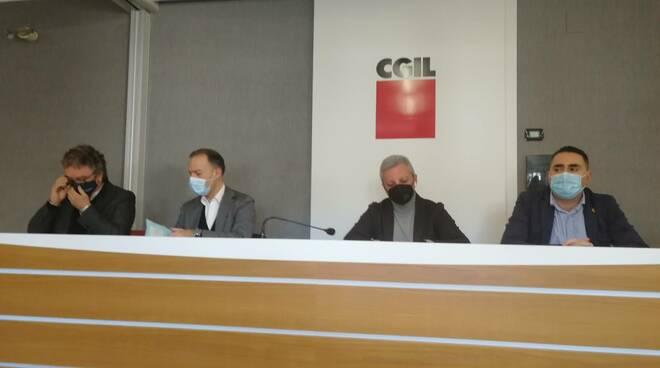 Conferenza stampa sciopero trasporti