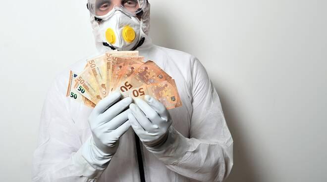 coronavirus soldi
