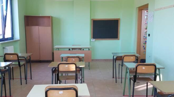Inaugurazione scuola Possidente