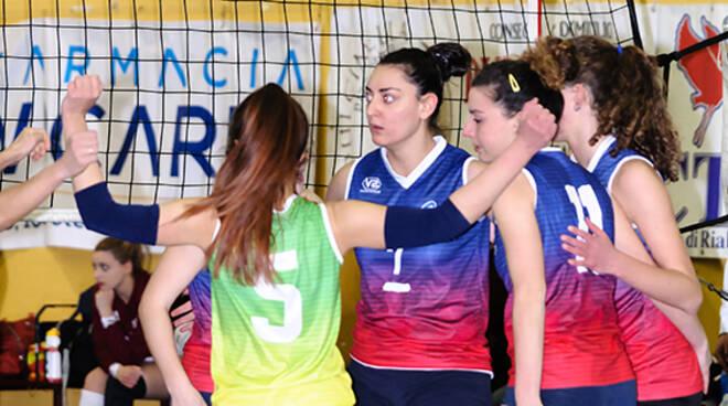 Pm Volley-Asci Potenza