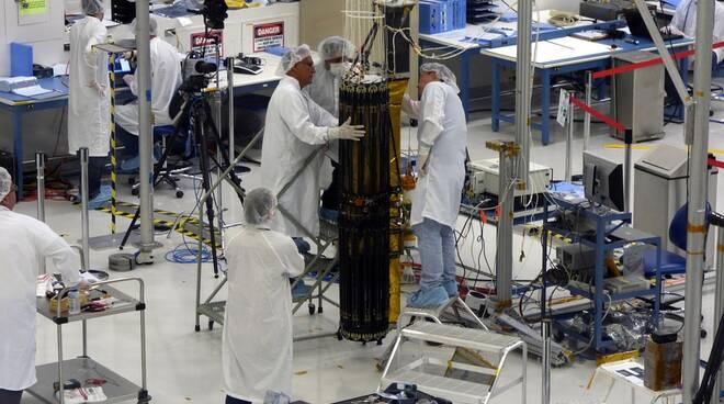 tecnologia aerospaziale