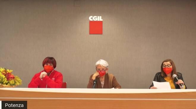 Incontro donne Cgil
