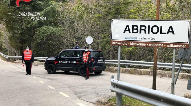 carabinieri Abriola