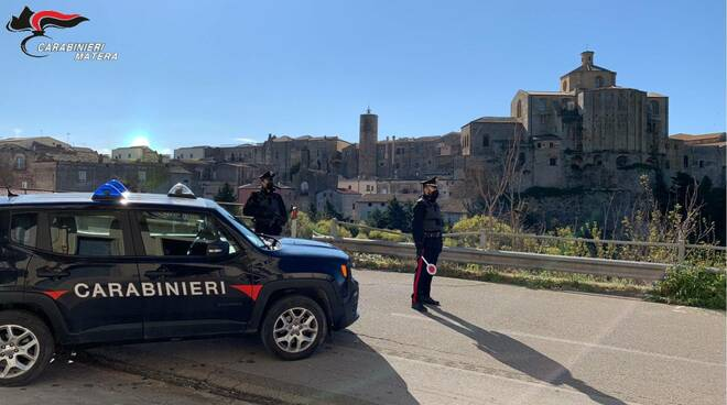 Carabinieri Irsina