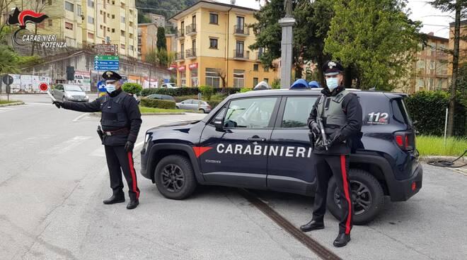 carabinieri Lauria
