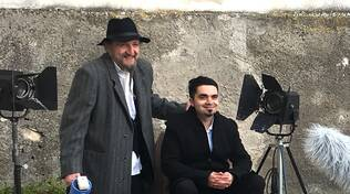 Erriquez e Giuseppe Oliveto